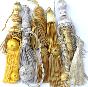 BULLION TASSELS SUPPLIER