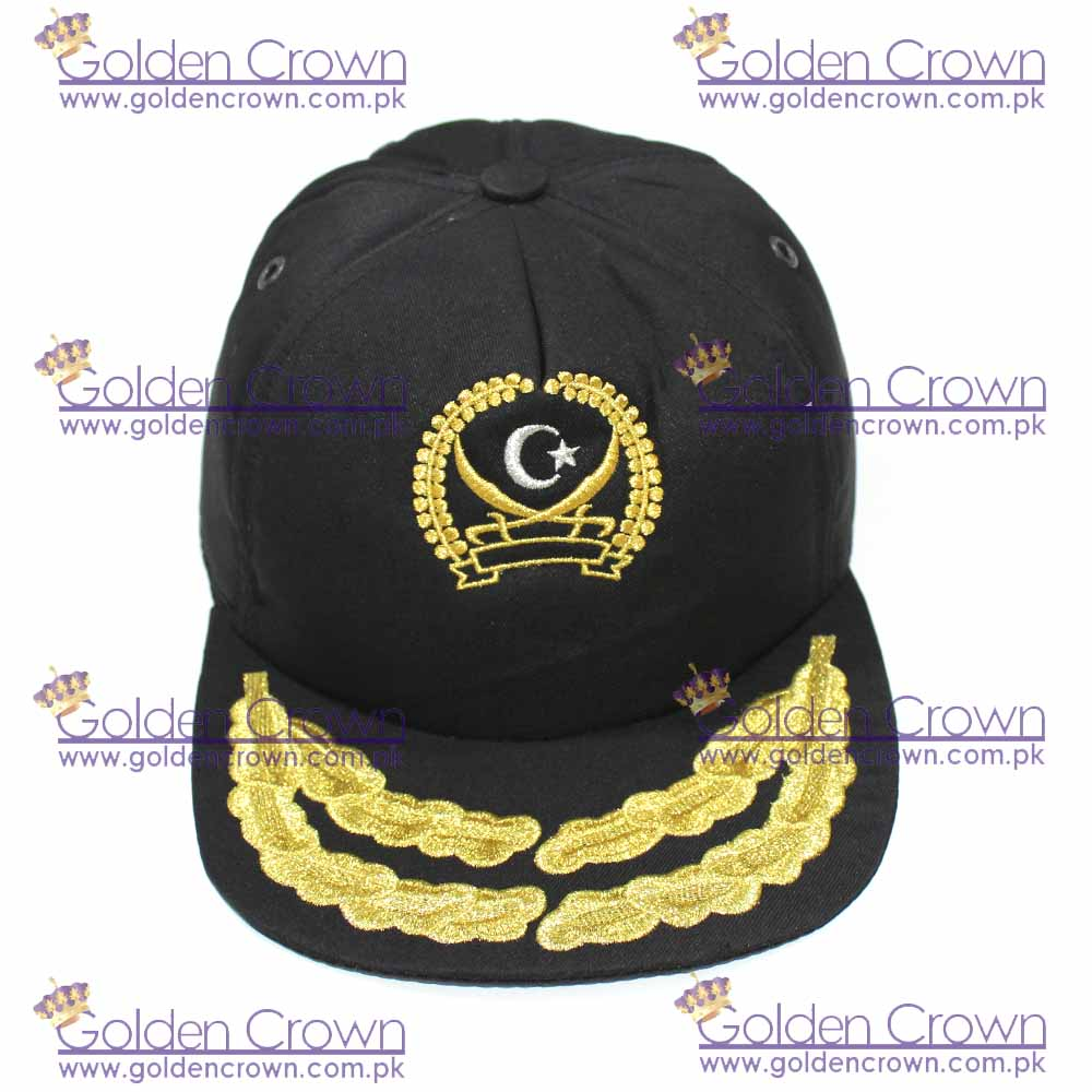 Military Police Peak Cap, Pakistan Police Hat, Pakistan Police Hat