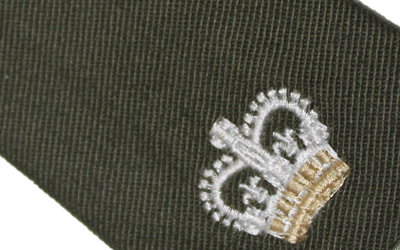 ACF Major Army Cadet Force Rank Slide,