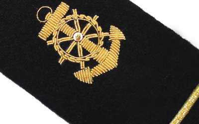 American Navy Shoulder Boards Epaulets