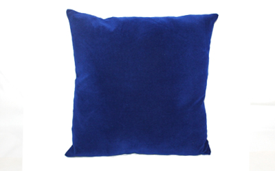 Coussin velours