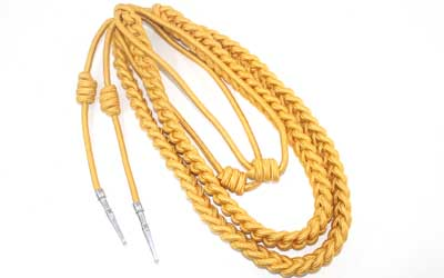 Army shoulder cord suppliers