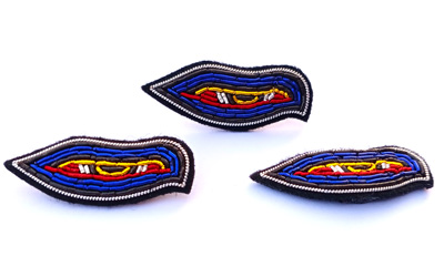 Embroidered Brooches, Embroidered Brooches Suppliers,