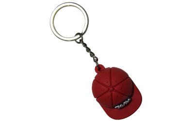 Fashion cap Key chain Supplier