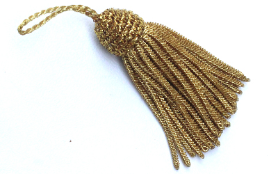 Bullion Tassel Strands French