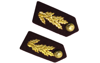 Gorget Staff Patch Supplier