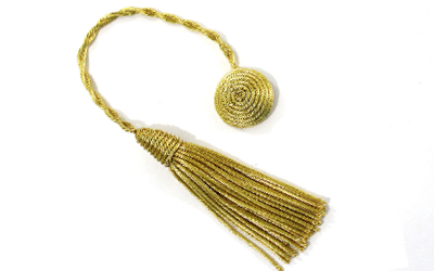 Honour Cap Bullion Tassel