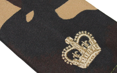 Ivory Major MTP Army Cadet Force Rank Slide