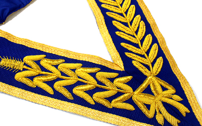 Masonic Regalia Craft Grand Collar
