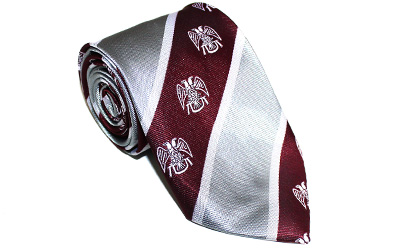 Masonic Tie Scottish Rite 32nd Degree