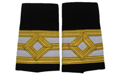 Merchant Navy Epaulettes Slip On Supplier