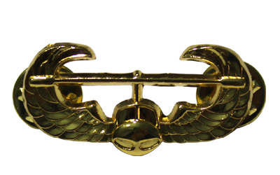 Metal Wings Badge Supplier