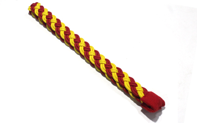 Military Shoulder Cords Supplier Red And Yellow