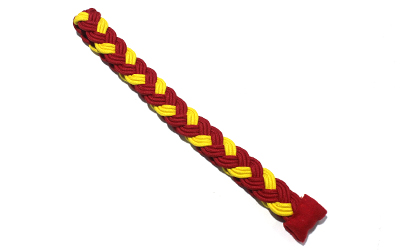 Shoulder Cords Red And Yellow