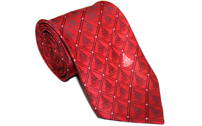 Past Master Tie red