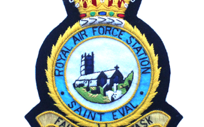 Royal Air Force Station Blazer Badge