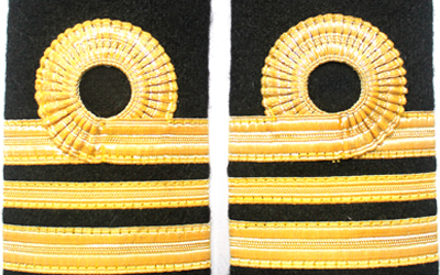 Navy Shoulder Boards Lieutenant Commander