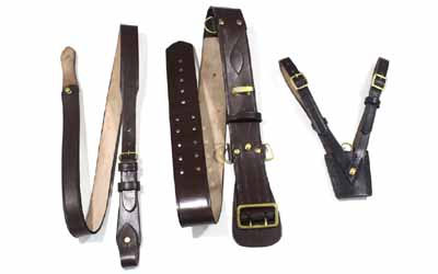Military police Sam Browne belt Suppliers