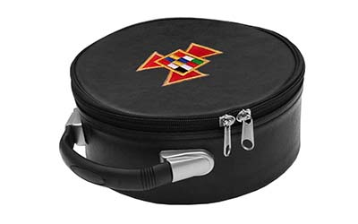 Royal Arch Masonic Past High Priest Cap Case