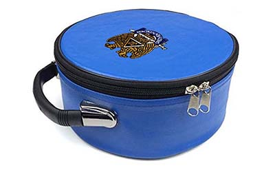 Masonic Regalia Scottish Rite Blue Cap Case