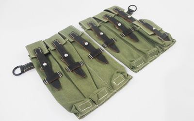 German Mp40 ammo pouches