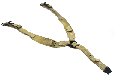 WW1 Tropical or late war webbing Y-straps