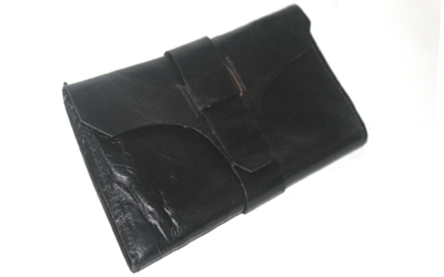 German WWII  Leather Wallet