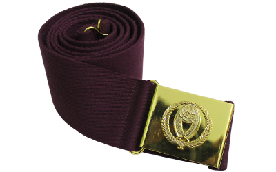 Dubai Police Webbing Belt Suppliers